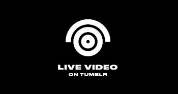 تمبلر يدمج البث المباشر من يوتيوب