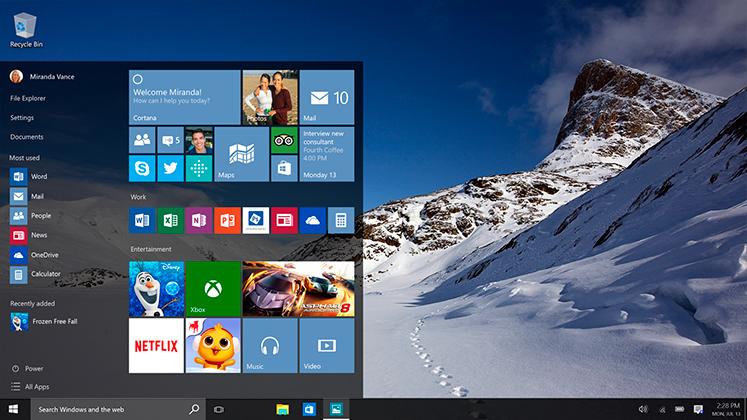 مايكروسوفت تؤكد وجود التحديث الكبير الثاني لويندوز 10 هذا العام