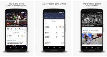 ياهو تطلق تطبيقها الرياضي الجديد Yahoo Sports على أندرويد