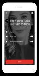 يوتيوب تدمج البث المباشر مع تطبيقها