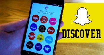 سناب شات ستكشف عن تصميم جديد لخدمة Discover