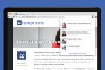 فيس بوك تطلق إضافتي كروم للمشاركة وحفظ المقالات