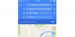 بعد جلبها في أندرويد خرائط قوقل تدعم الان الوجهات المتعددة في iOS