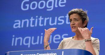 الاتحاد الأوروبي يتهم قوقل بالاحتكار في إعلانات نتائج البحث