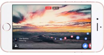 فيس بوك تضاعف مدة البث المباشر إلى 4 ساعات