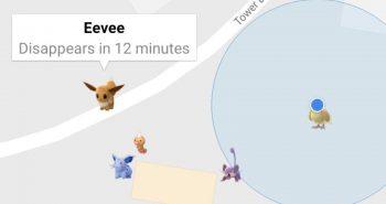 تطبيق PokeDetector على أندرويد لإعلامك بوجود بوكيمون حولك دون فتح اللعبة