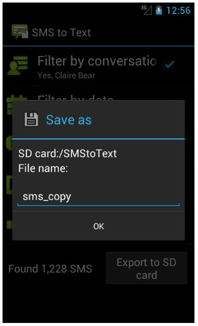 انسخ رسائلك القصيرة إحتياطيًا واقرأها من أي جهاز عبر تطبيق SMS to Text في أندرويد