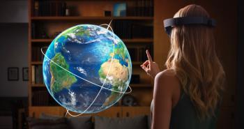 قوقل تطور نظارة تدمج الواقع المعزز مع الافتراضي