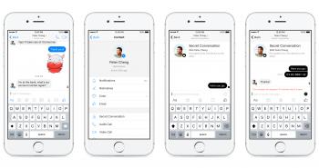 فيسبوك تختبر خاصية التشفير التام في تطبيق ماسينجر