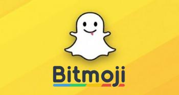 يمكنك إستخدام ملصقات Bitmoji على تطبيق سناب شات