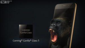 جالكسي نوت 7 وآيفون 7 قد يدعما تقنية زجاج غوريلا 5