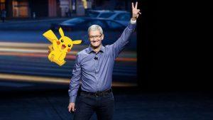 تيم كوك : آبل تتجه للإستثمار في الواقع الافتراضي المعزز