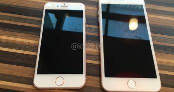 صور وفيديو لمقارنة تصميم آيفون 7 مع آيفون 7 بلس المقبليْن