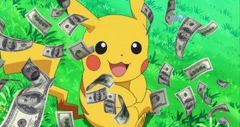 أرباح بوكيمون جو تصل إلى 35 مليون دولار في اسبوعين فقط