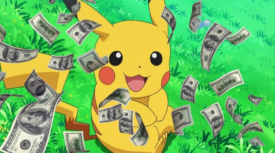 إيرادات بوكيمون جو