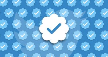 عدد الحسابات الموثقة على تويتر يتضاعف ويقترب من 200 ألف