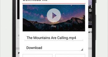 أوبرا ميني يجلب ميزة تحميل الفيديو من فيس بوك و يوتيوب