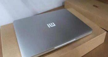 شاومي تجهز 300 ألف وحدة من حاسبها المحمول Mi Notebook