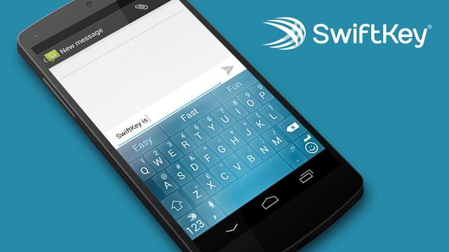 """لوحة مفاتيح SwiftKey تأتي بالمزيد من اللغات والتخطيطات """"بيتا"""""""