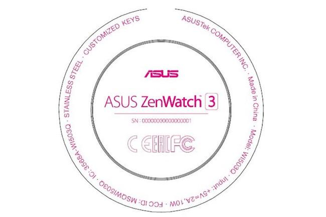 Asus-ZenWatch3-FCC