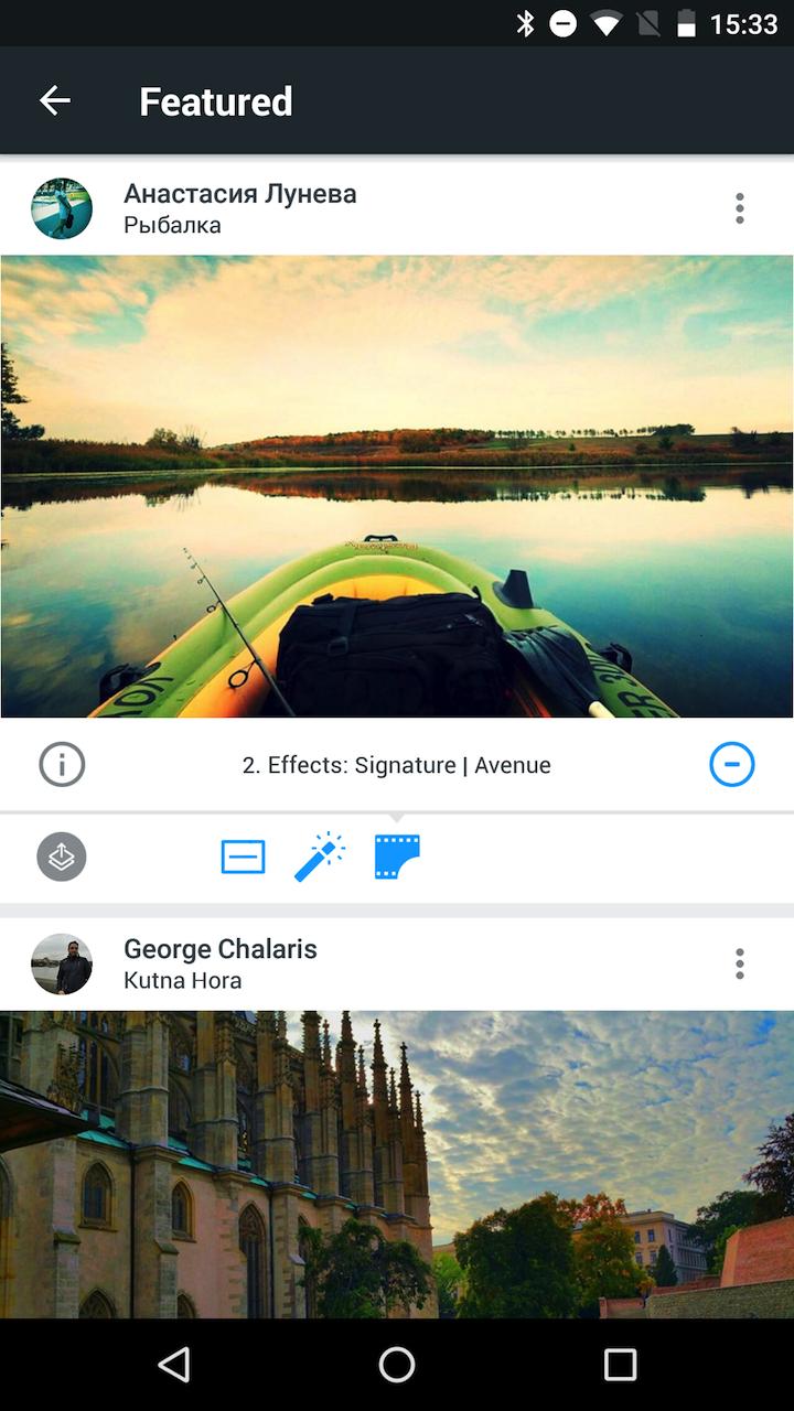 تطبيق محرر الصور Aviary يدعم الآن إستنساخ الفلاتر ويجلب خطوط جديدة