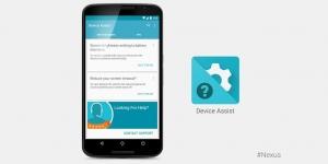 قوقل تُوقف الدعم لتطبيقها المساعد Device Assist في أندرويد