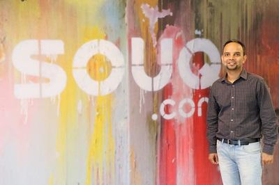 Dinesh Ajmera, SVP of Technology, SOUQ.com