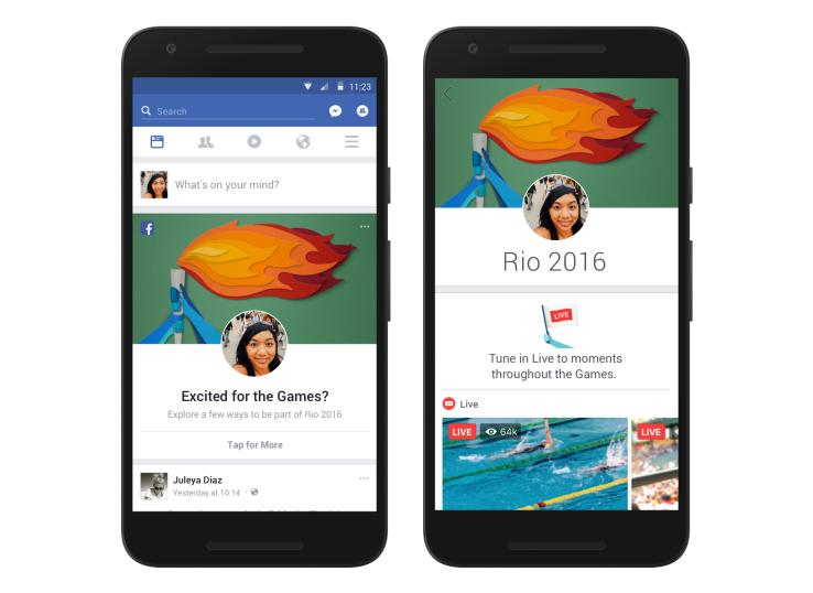 Facebook-Rio2016