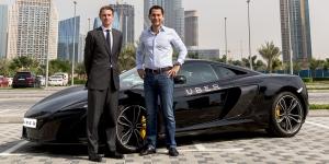 أوبر تحصل على ترخيص للعمل في دبي
