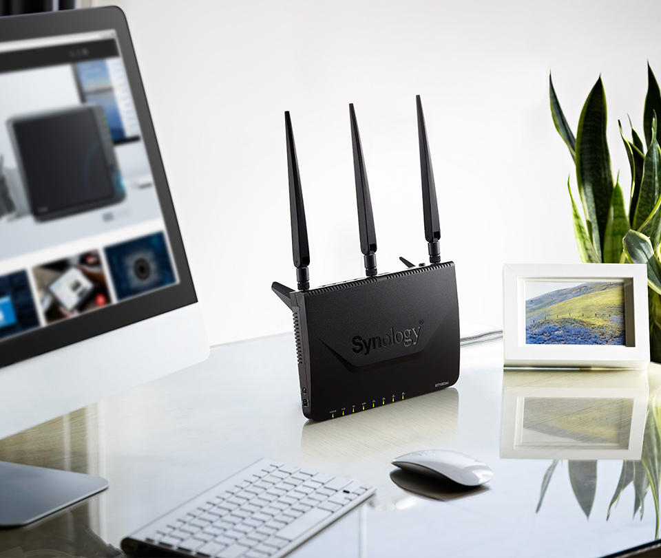 RT1900ac Router