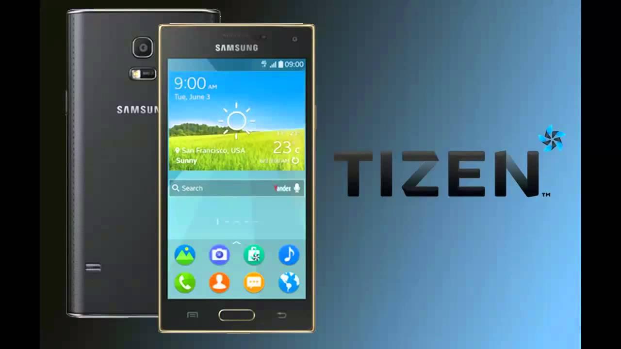 Samsung-Z2-Tizen