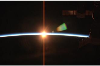 تطبيق ISS Live للمشاهدة الحية لكوكب الأرض من وكالة الفضاء ناسا