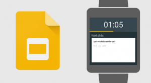 قوقل تُحدّث تطبيقها Slides بدعمها التحكم بالعروض التقديمية عبر اندرويد وير