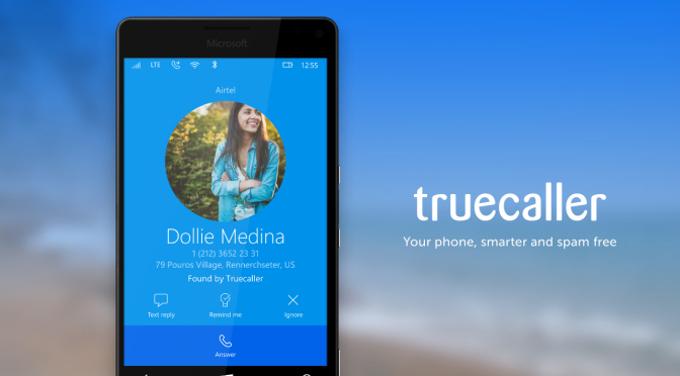 Truecaller على ويندوز 10 موبايل يدعم الآن إظهار إسم المتصل أوفلاين