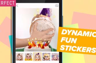 تطبيق YouCam Fun لإضافة التأثيرات على الصور والفيديو بالوقت الحقيقي