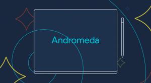 قوقل تطور لابتوب بكسل 3 يعمل بنظام أندروميدا