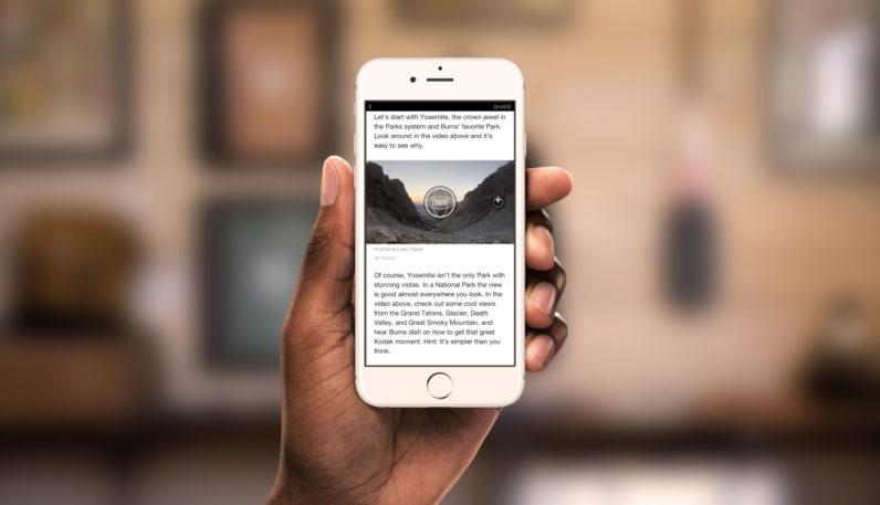 فيس بوك تتيح إدراج صور وفيديوهات 360 درجة في المقالات الفورية