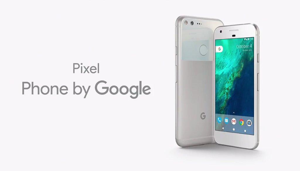 مؤتمر قوقل : رسمياً الكشف عن أول هاتفين من صنع قوقل Pixel و Pixel XL