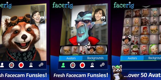 """اخبار الامارات العاجلة FaceRig23-660x330 تطبيق FaceRig لتجسيد شخصيات ثلاثية الأبعاد """"أقنعة"""" بدلًا من وجهك أخبار التقنية  تطبيقات جديدة تطبيق تحويل وجهك برامج ايفون اندرويد اقنعة آيفون facerig"""