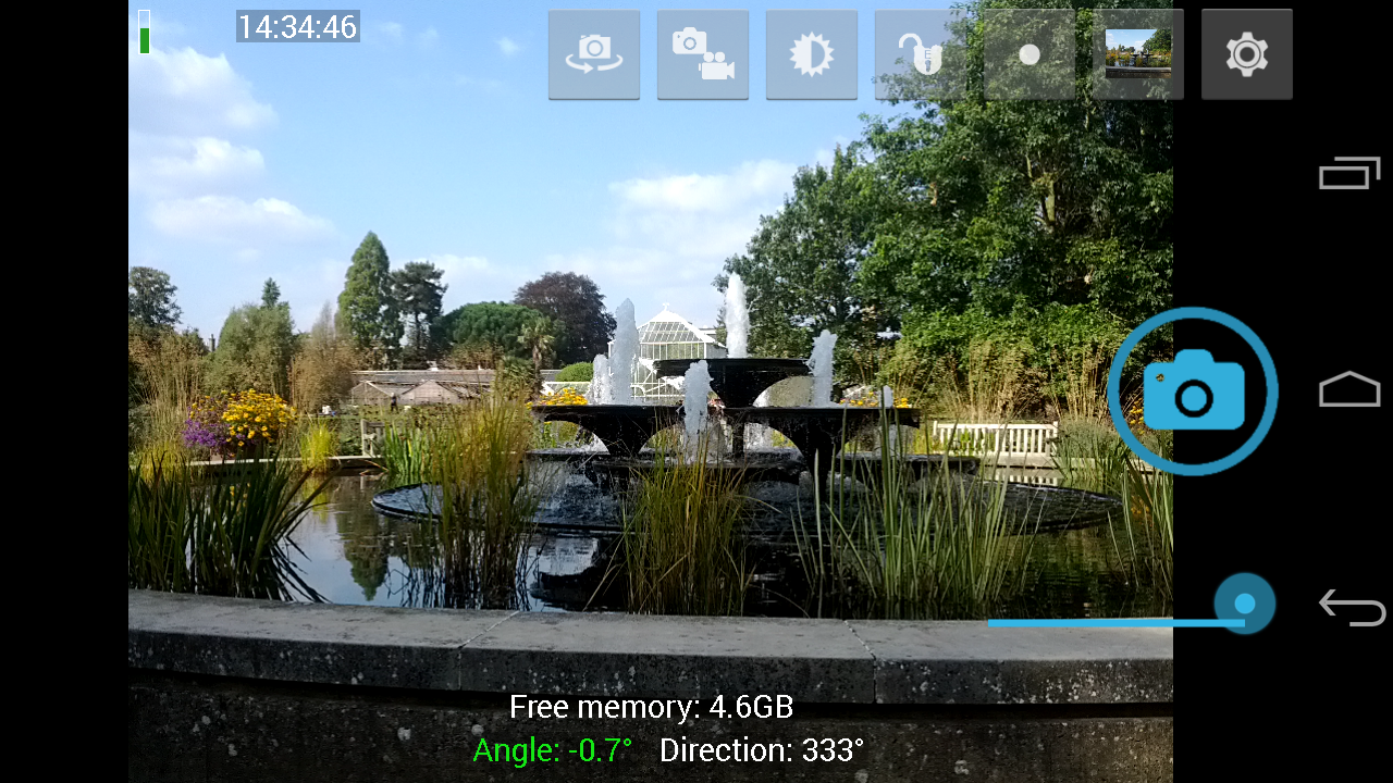 Open Camera تطبيق كاميرا إحترافي وخير بديل للتطبيق الإفتراضي