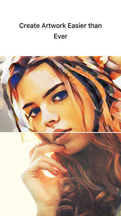 تطبيق Picas لتحويل صورك إلى لوحة فنية مرسومة بعناية
