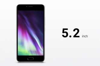 Meizu M5 Screen Size