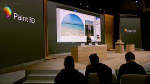 مؤتمر مايكروسوفت: الإعلان عن Paint 3D رسميًا للرسم ثلاثي الأبعاد