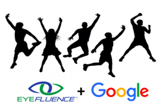 Eyefluence google
