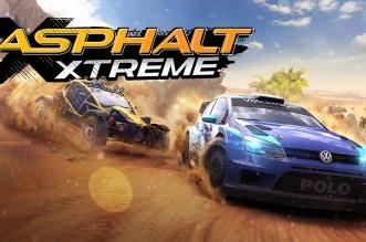 لعبة السباقات والمغامرات Asphalt Xtreme من Gameloft