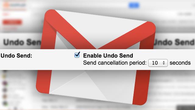 خاصية التراجع عن الإرسال في Gmail متوفرة الآن على iOS