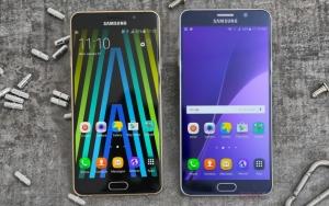 شائعات عن Samsung Galaxy A7 2017