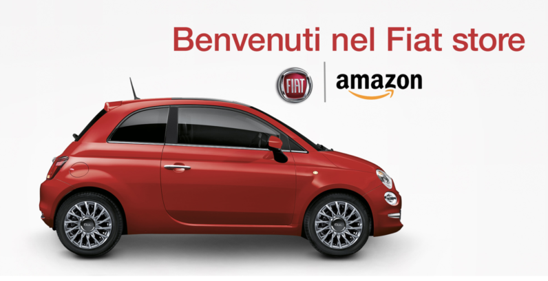 Amazon is now selling cars
