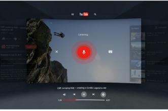 تطبيق YouTube VR متوفّر الآن على متجر قوقل بلاي