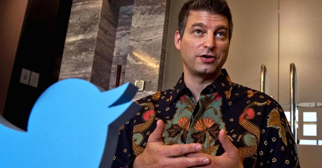 مدير العمليات في تويتر 'آدم باين'